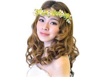 专业高清喷枪新娘及时装化妆师证书 (资历架构第3级)
